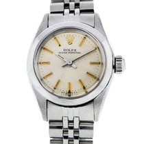 Rolex Oyster Perpetual Jubilee Champagne Dial Ladies Watch