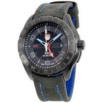 Luminox Sxc Blue Dial Grey Nylon Strap Men's Watch 5121gn
