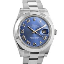 Rolex Oyster Perpetual Datejust II 116300 blro