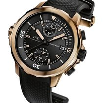 IWC Aquatimer Chronograph Expedition Charles Darwin in Bronze
