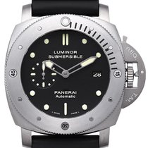 Panerai Luminor Submersible 1950 3 Days Automatic Titanio - 47mm