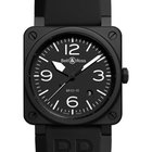 Bell & Ross AVIATION BR03 BLACK MATTE