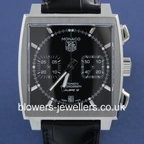 TAG Heuer Monaco calibre 12 Chronograph CAW2110.