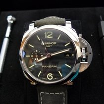 Panerai (NEW)LUMINOR 1950 3 DAYS GMT AUTOMATIC ACCIAIO - 42MM