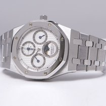 Audemars Piguet Royal Oak Perpetual Calendar Steel/Platinum...