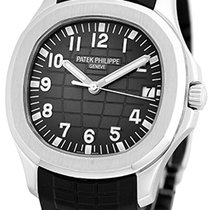 "Patek Philippe Gent's Large Stainless Steel  ""Aquanaut..."
