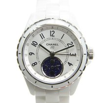 Chanel J12 Ceramics White Automatic H3404