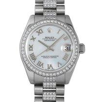 ロレックス (Rolex) Datejust Bezel Breath Diamond