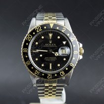 Rolex Gmt Master Nipple dial steel and gold