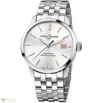 Ulysse Nardin Classico Stainless Steel Bracelet Men`s Watch