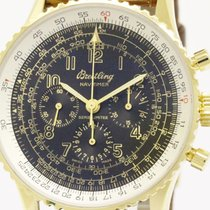 Breitling Polished Breitling Navitimer Limited Edition K18...