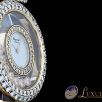 Chopard Happy Diamonds 18kt Gelbgold mit ca. 169 Diamanten =...