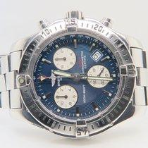 Breitling Colt Chronograph II Blue Ocean Dial Ref. A73380...
