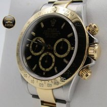 Rolex - Rolex Cosmograph Daytona Zenith 16523 A-Serie Arab