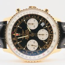 Breitling Navitimer Limited Edition 18k Yellow Gold Ref. K23322