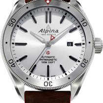 Alpina Geneve ALPINER 4 AL-525SS5AQ6 Herren Automatikuhr...