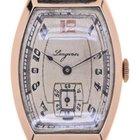 浪琴 (Longines) Mans Wristwatch Tonneau