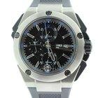 萬國 (IWC) IW376501 Ingenieur Titan Double Chronograph Black...