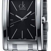 ck Calvin Klein refine Herrenuhr K4P21141