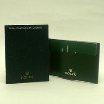 Rolex Cosmograph Daytona Manual Booklet Set 2003 English
