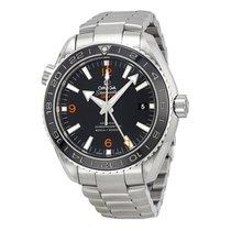 Omega Men's 232.30.44.22.01.002 Seamaster Black Dial Watch