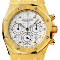 Audemars Piguet Royal Oak Chronograph 40mm - Yellow Gold...