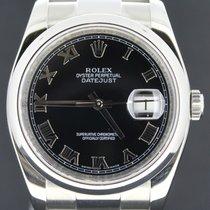 Rolex Datejust 36MM,Steel Black Dial,Full Set 2008