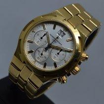 Vacheron Constantin Overseas Chronograph 18K Gold 40mm...