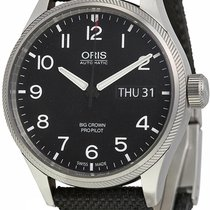 Oris Big Crown ProPilot Day Date 752.7698.4164.LS