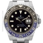 Rolex stainless steel GMT-Master II