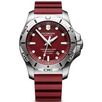 Victorinox Swiss Army I.N.O.X. Diver Pro Red