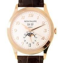 Patek Philippe New  Complications 18k Rose Gold White Automati...