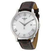 Tissot Men's T0636101603800 T-Classic Tradition Quartz Watch