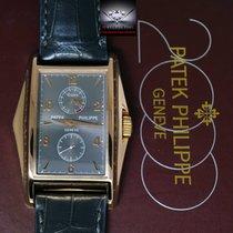 Patek Philippe Gondolo 18k Rose Gold Watch 10 Day Power...