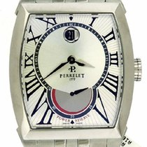 Perrelet A1017/A Automatic Stainless Steel Power Reserve Date...