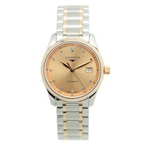 Longines Master Rose Gold Gold Automatic L2.257.5.99.7