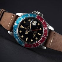 Rolex GMT MASTER WITH GILT DIAL