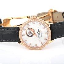 Raymond Weil Freelancer Lady Automatic Diamant Lünette Perlmtt...