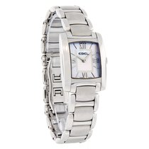 Ebel Brasilia Mini Ladies White Mop Dial Swiss Quartz Watch...