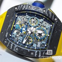 Richard Mille Felipe Massa Carbon 10th Anniversary Limited 100