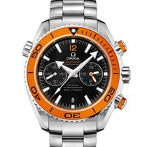 Omega PLANET OCEAN 600 M OMEGA CO-AXIAL CHRONOGRAPH 45.5 MM