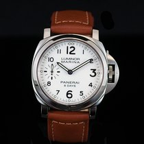 Panerai Luminor Marina Automatic 44MM 8-Days White Dial New
