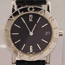 Bulgari Rare Vintage  Bb 30 Sl Automatic Stainless Steel Watch...