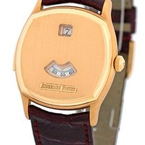 "Audemars Piguet Gent's 18K Rose Gold  ""Jump Hour..."