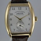 Wempe Chronometer 750 Gold 22083 Papiere