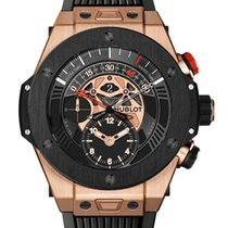 Hublot Big Bang Unico Chronograph Retrograde King Gold Ceramic...