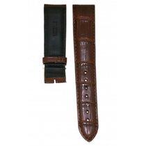 Versace -brown Crocodile Leather Strap