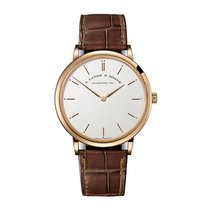 A. Lange & Söhne [NEW] Saxonia Thin Manual Wind 40mm Mens...