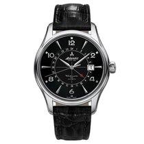 Atlantic Automatik-Herren-Armbanduhr Worldmaster 1888 GMT...