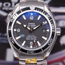 Omega Seamaster Planet Ocean 40mm Black Automatic (near Mint)